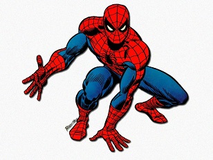 Dessin animé spiderman