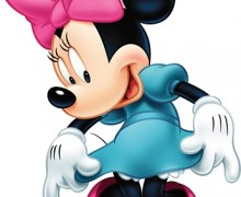 Minnie fête son anniversaire