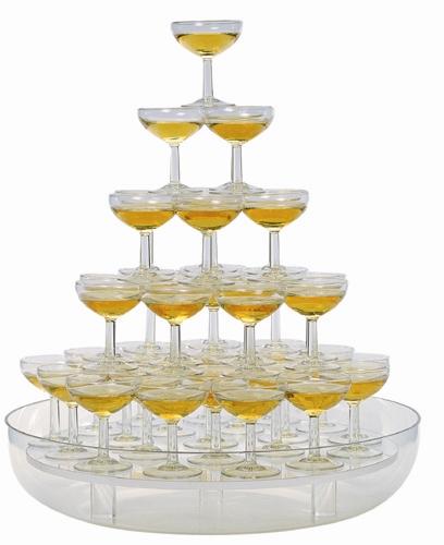 Texte pour anniversaire champagne en cascade - 9 ans de mariage noce de quoi ...