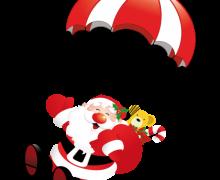 Le Père Noël est annoncé