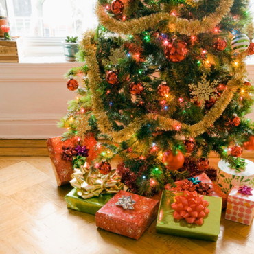 Texte pour no l les cadeaux attendent sous le sapin - Sapin de noel avec racine ...