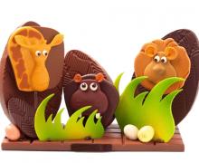 Chasse au chocolat