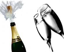 Anniversaire au champagne !