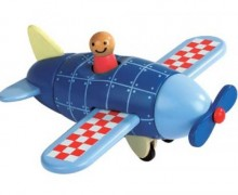 Un avion tout neuf