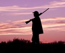 Le chasseur satisfait