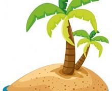 Les îles au sable chaud