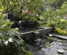 La fontaine des grandes eaux