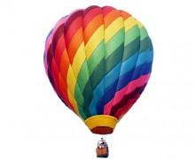Une nouvelle montgolfière