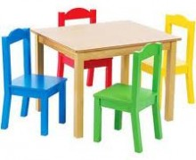 Une chaise de plus autour de la table