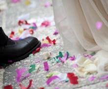Félicitations aux futurs époux