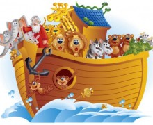 L'arche de Noé !