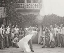 Un mariage des années 20