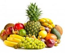 Anniversaire fruité