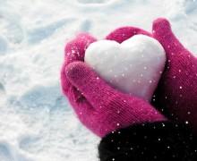 Neige d'amour